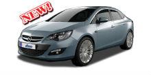 Opel Astra Sedan 2016