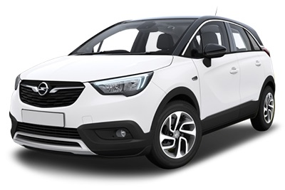 Opel Crossland X New 2019