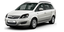 Opel Zafira Standard